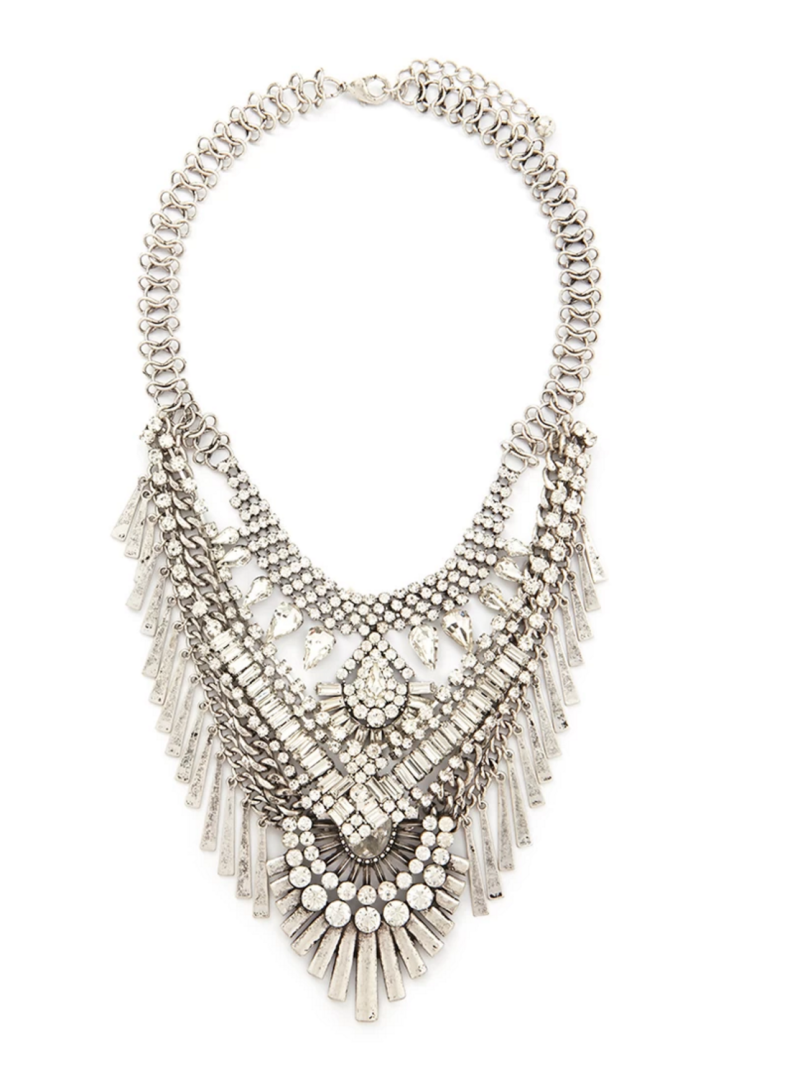 Forever 21, statement necklace, necklace, fashion
