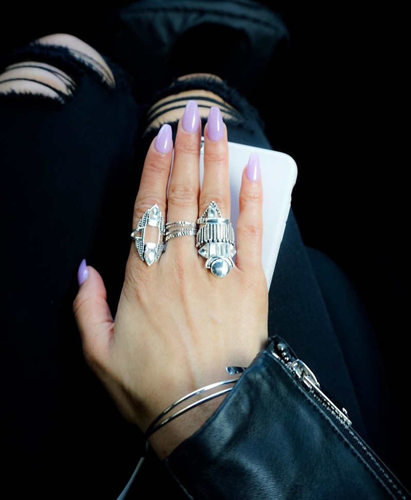Aldo Accessories, Rings, LECOMPTE ring set