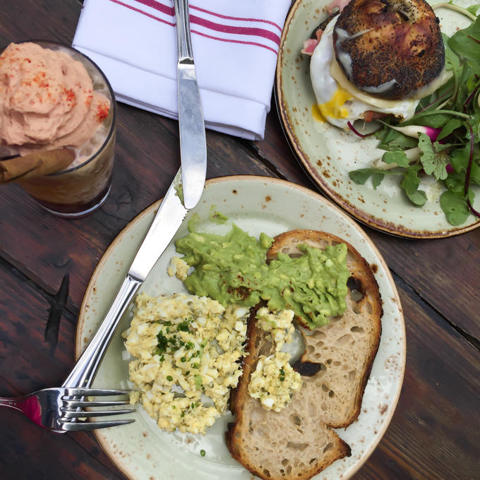 Eveleigh, LA Restaurant, West Hollywood, Eveleigh on Sunset. Best Outdoor Patio Dining in LA