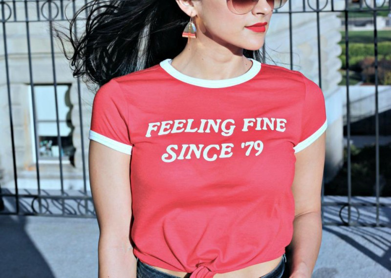 StilettoConfessions Forever21 Graphic T-Shirt 3
