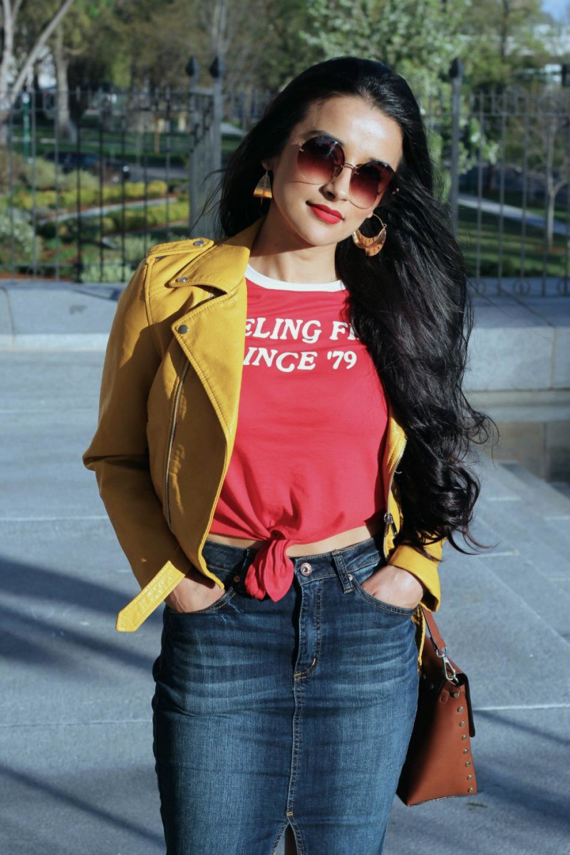 StilettoConfessions Forever21 Graphic T-Shirt 5