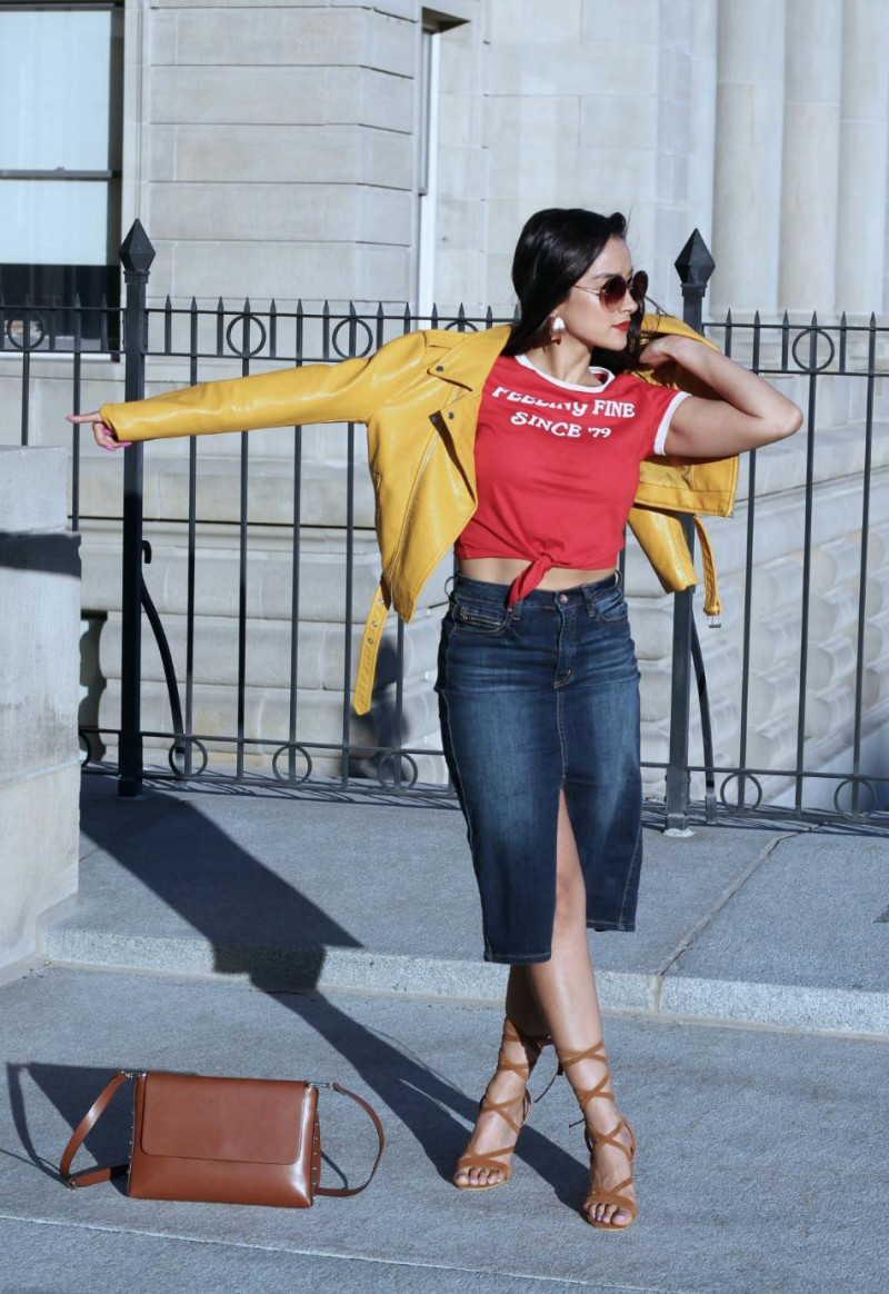 StilettoConfessions Forever21 Graphic T-Shirt 6