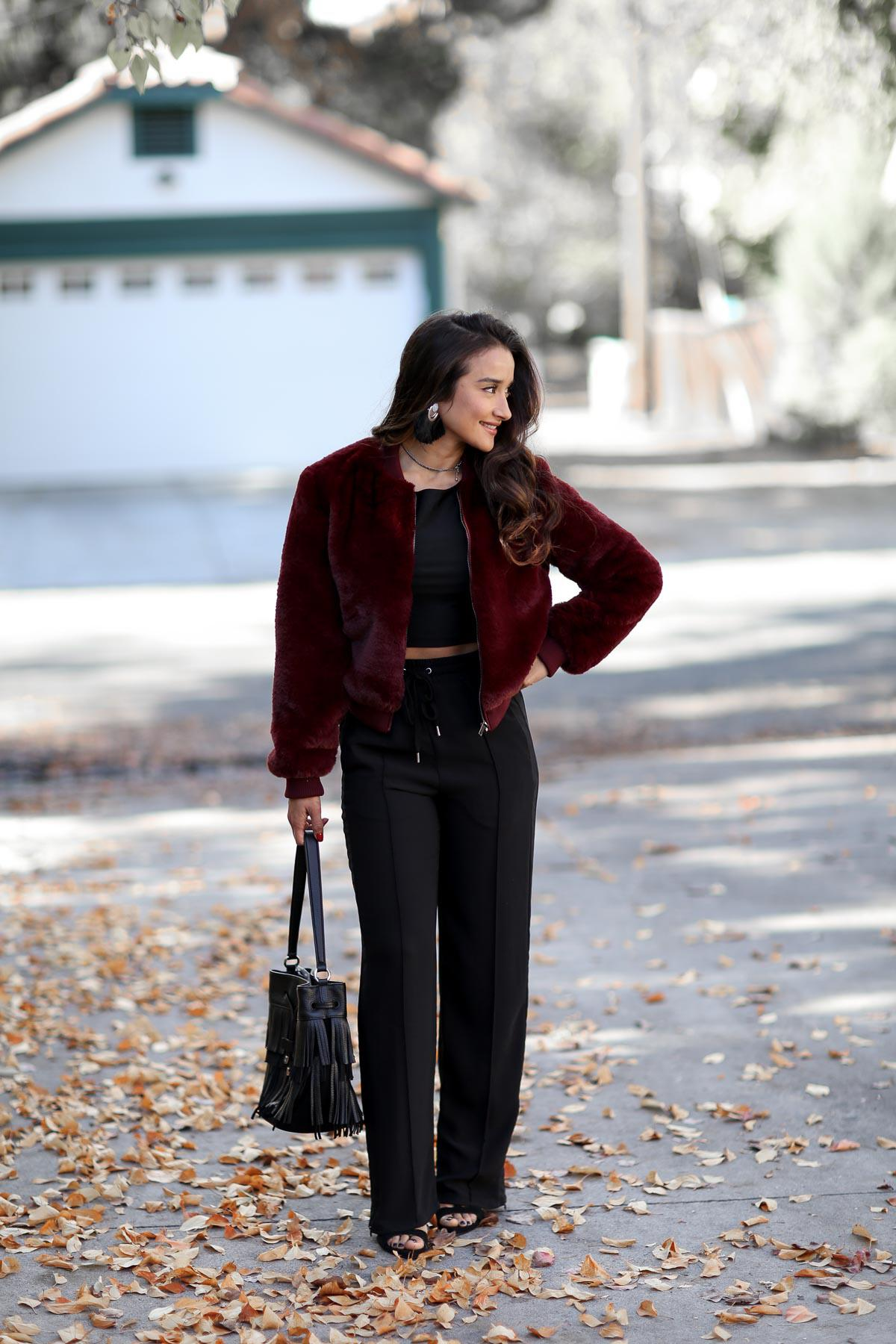 stiletto-confessions-hm-track-pants-forever21-bomber-2