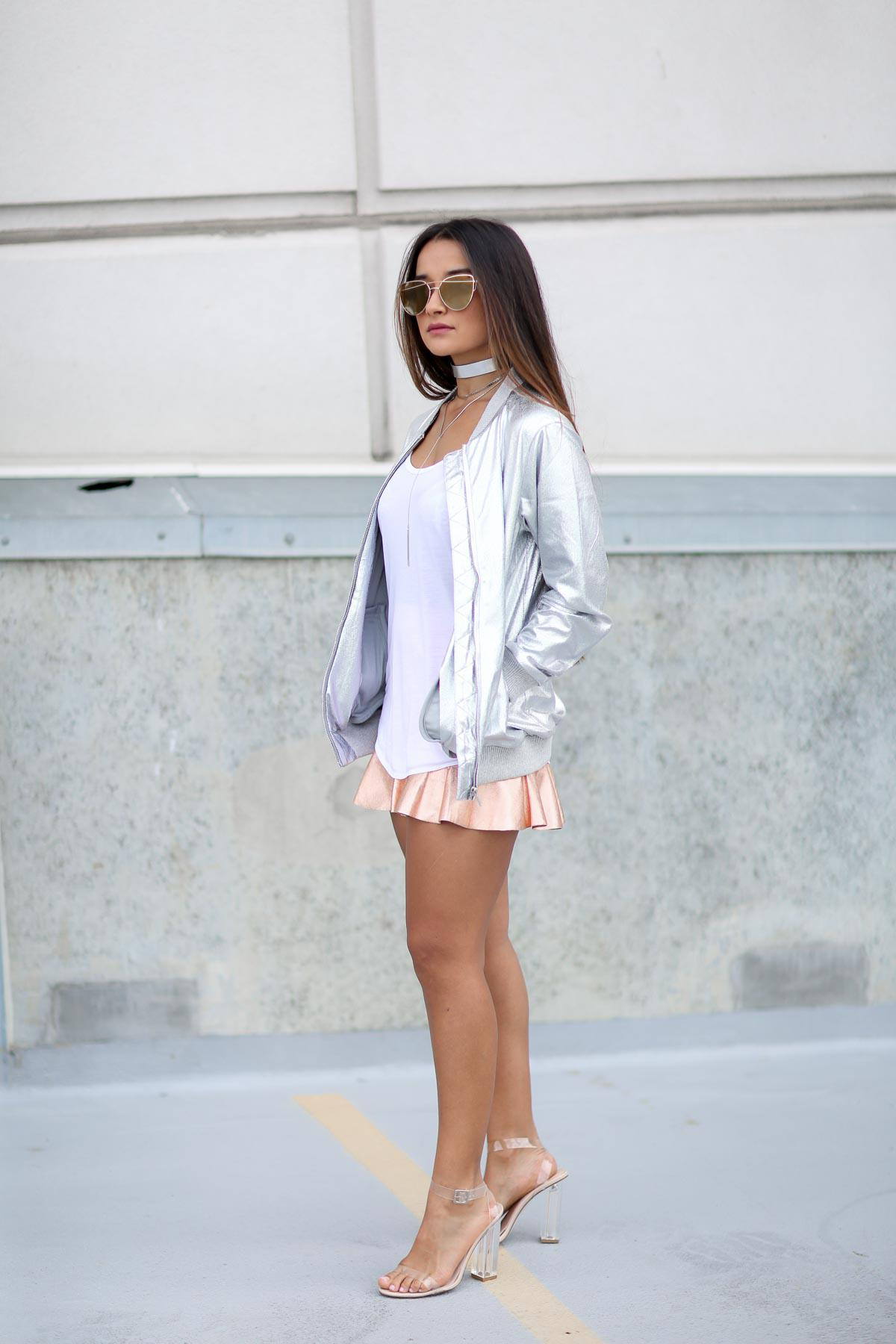 stiletto-confessions-metallic-bomber-and-skirt-11
